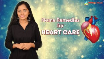 Heart Care Home Remedies